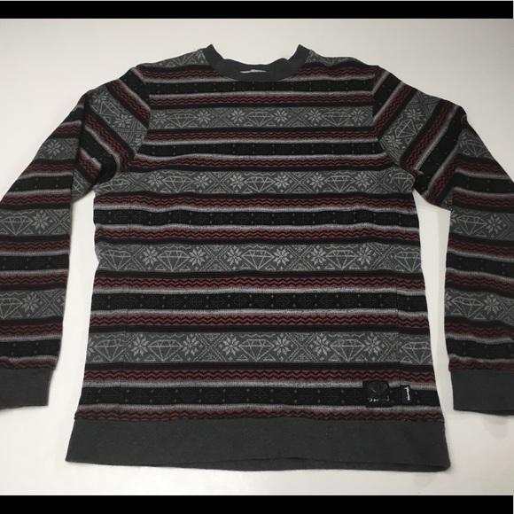 Diamond Supply Co. Other - Diamond Supply Co Ski Style Sweater Winter